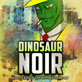 Dinosaur Noir 1 Final Cover Ebook