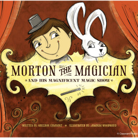 Morton the Magician - Sample Artwork-1